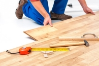 Floor fitting service - Guaranteed for life!