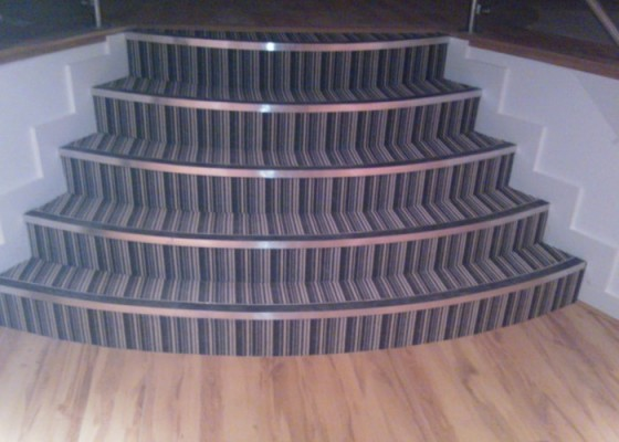 Carpet on stairs - Floors 4U Ipswich